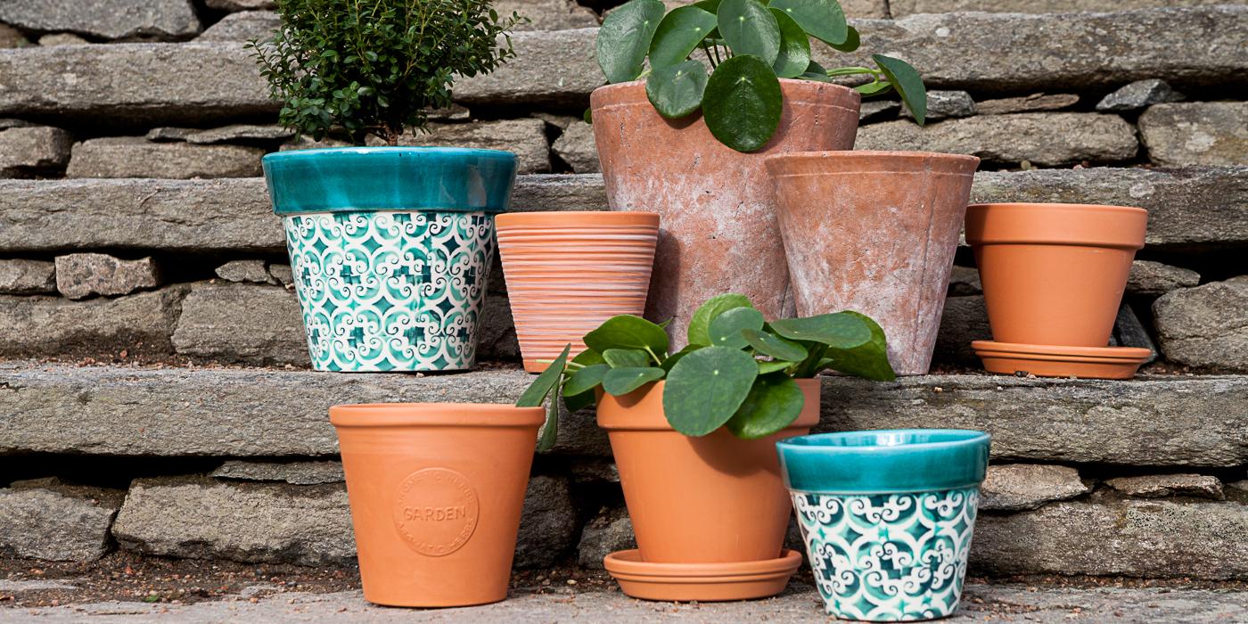ensi krukor keramik Gunnebo